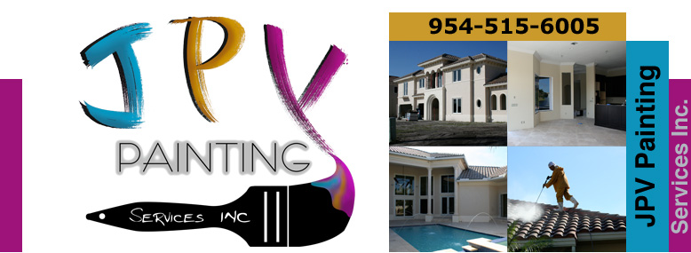 JPV Painting Services Inc. - South Florida Painting Contractor - Interior Paint and Exterior Paint